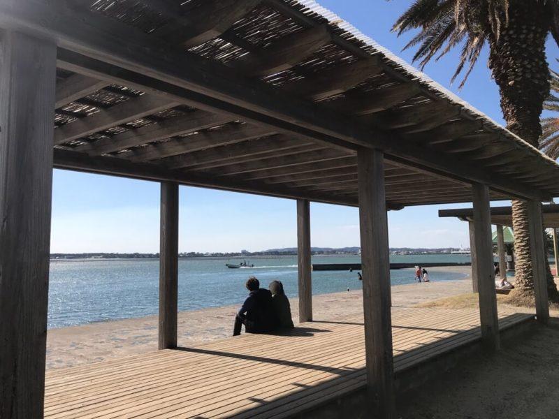 弁天島海浜公園