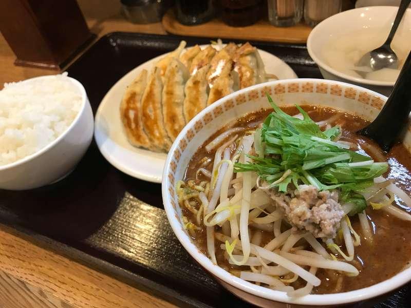 錦華楼 千歳町本店(きんかろう)の中華定食B