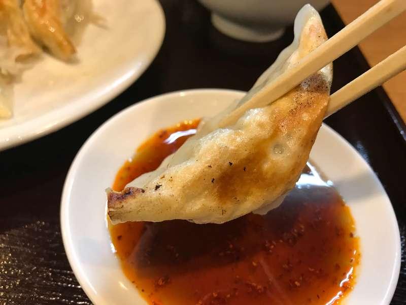 錦華楼 千歳町本店(きんかろう)の餃子