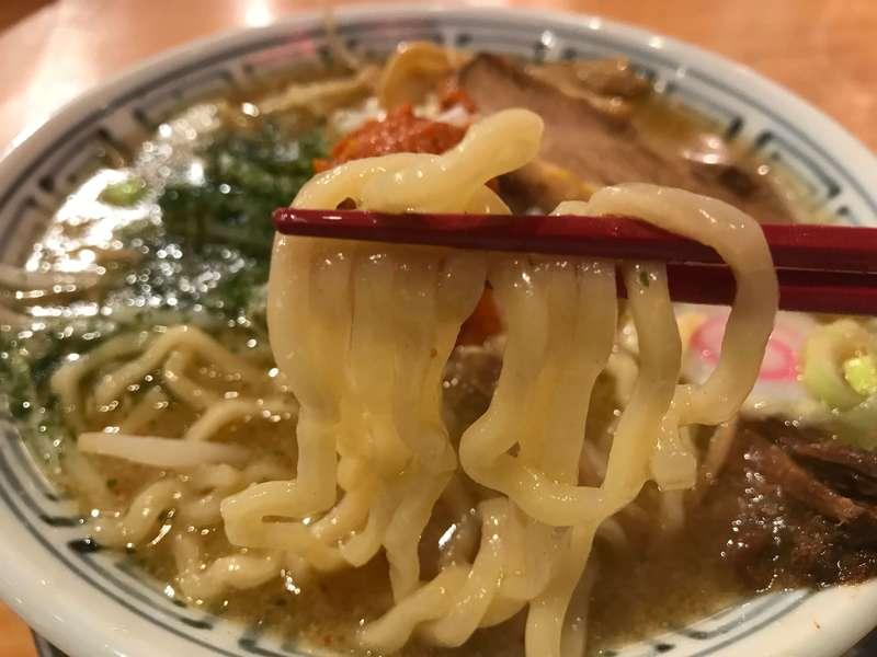 ちゃーしゅうや武蔵イオンモール浜松市野店の麺