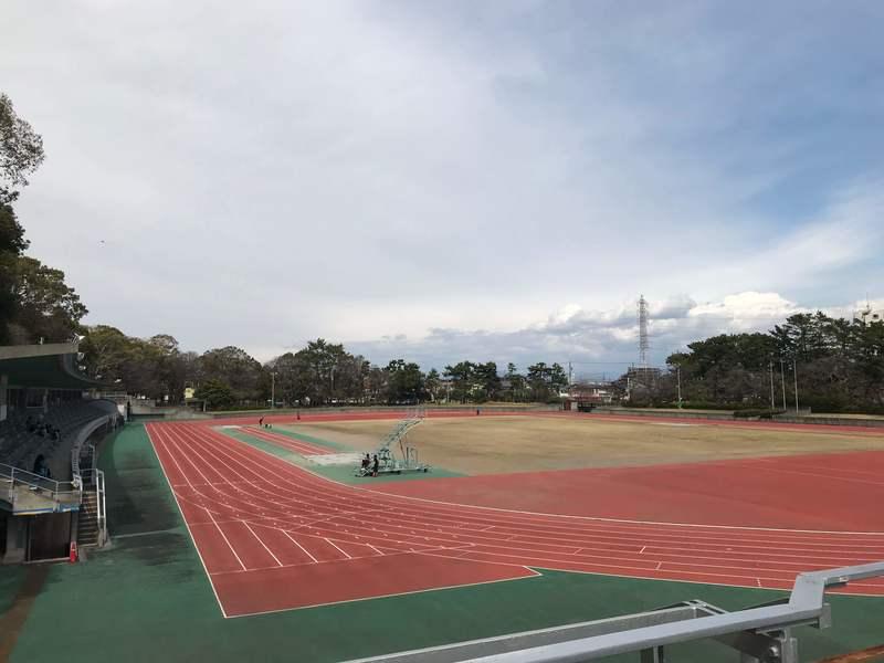 四ツ池公園陸上競技場