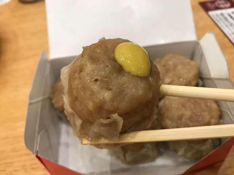551蓬莱の焼売の味
