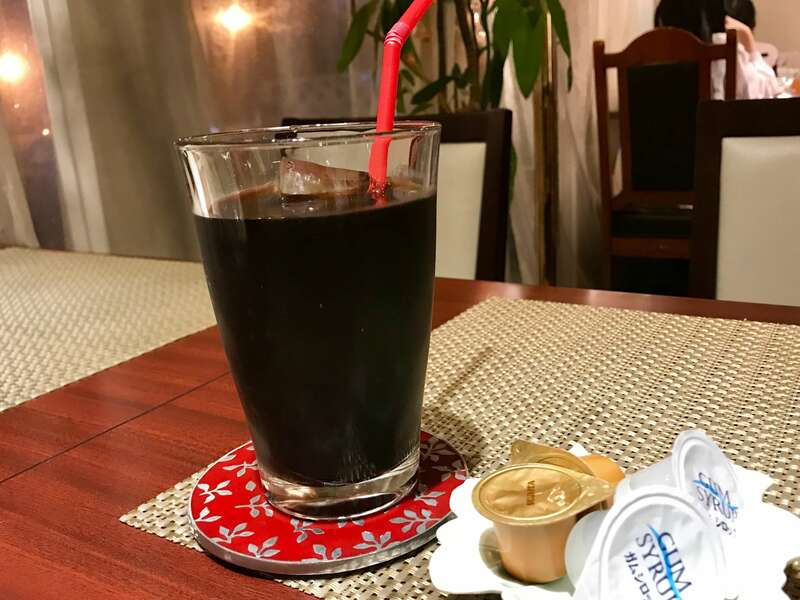 PAUSE CAFE(ポーズカフェ)のコーヒー