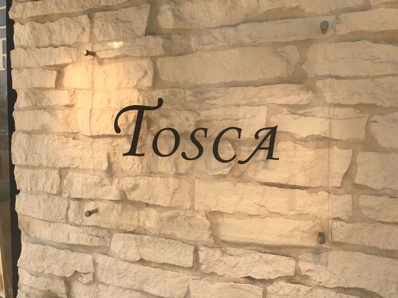 TOSCA(トスカ)のロゴ