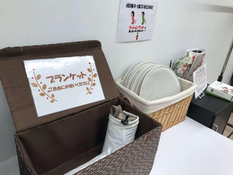エニシア浜松店の備品