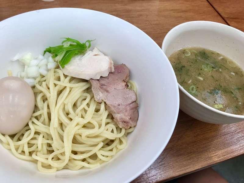 sonogonokakeruのつけ麺
