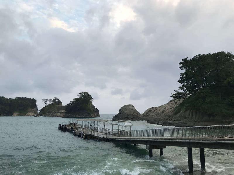 堂ヶ島マリン