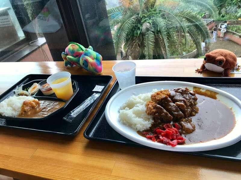 体験型動物園iZooのレストラン