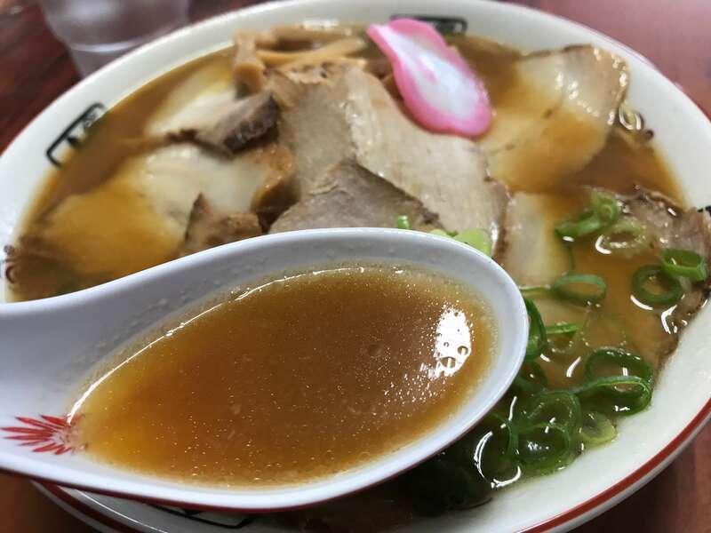 井出商店のスープ