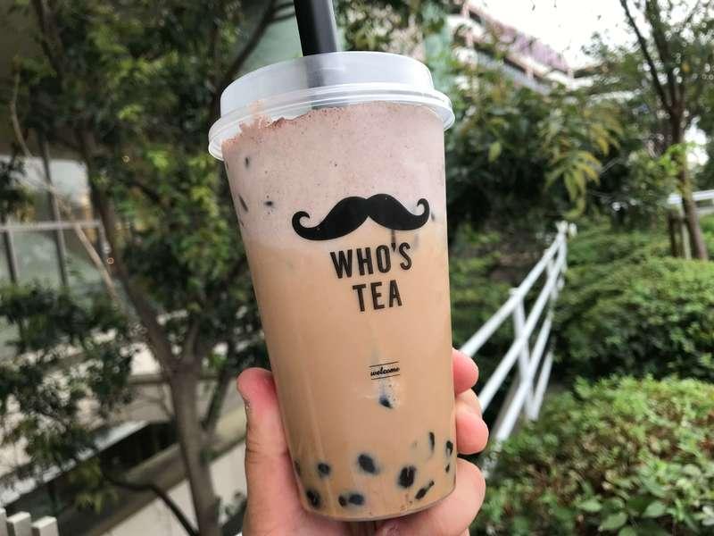 WHO'S TEA(フーズティー)のタピオカ