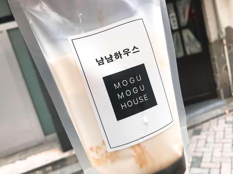 モグモグハウスのパッケージ