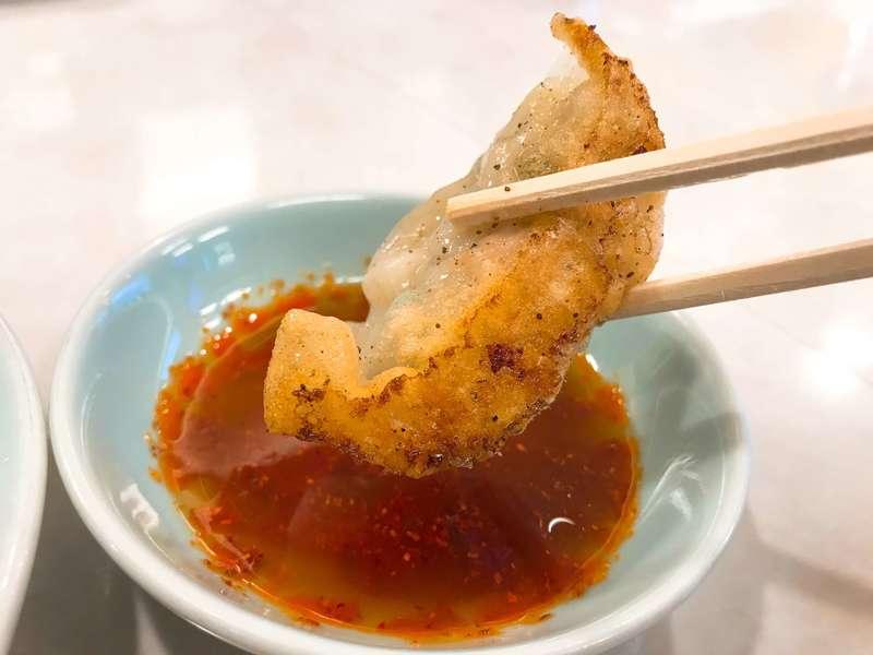 孫悟空浜北店の餃子