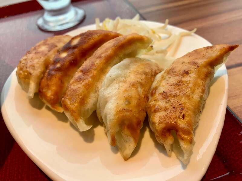 浜松餃子 錦華の浜松餃子