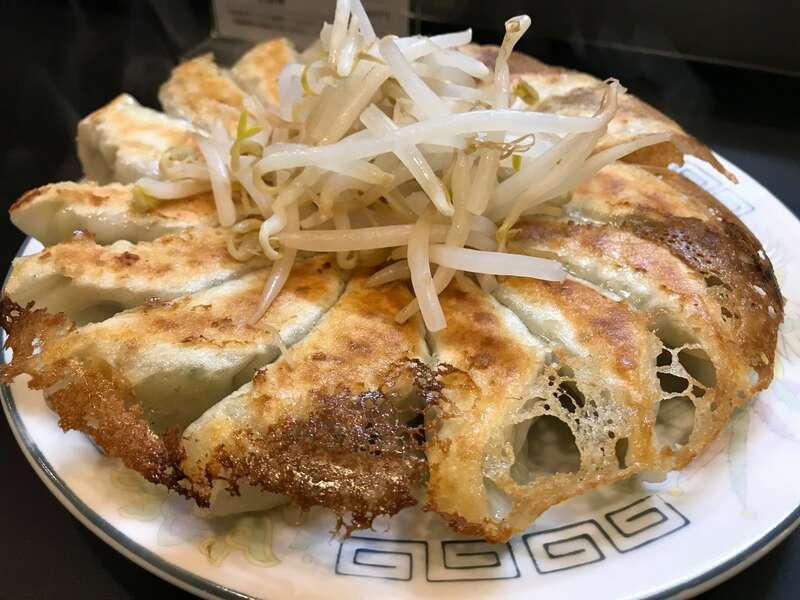 鍋貼餃子きよの浜松餃子