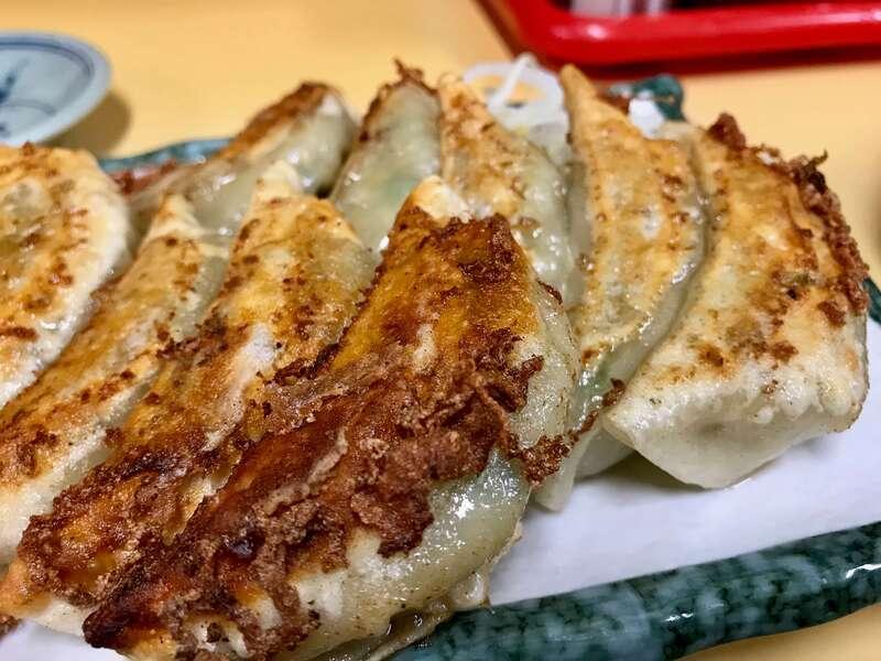 中華料理華楽の浜松餃子
