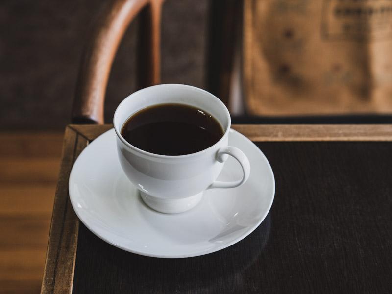 スペシャルティコーヒー専門店香茶屋のコーヒー