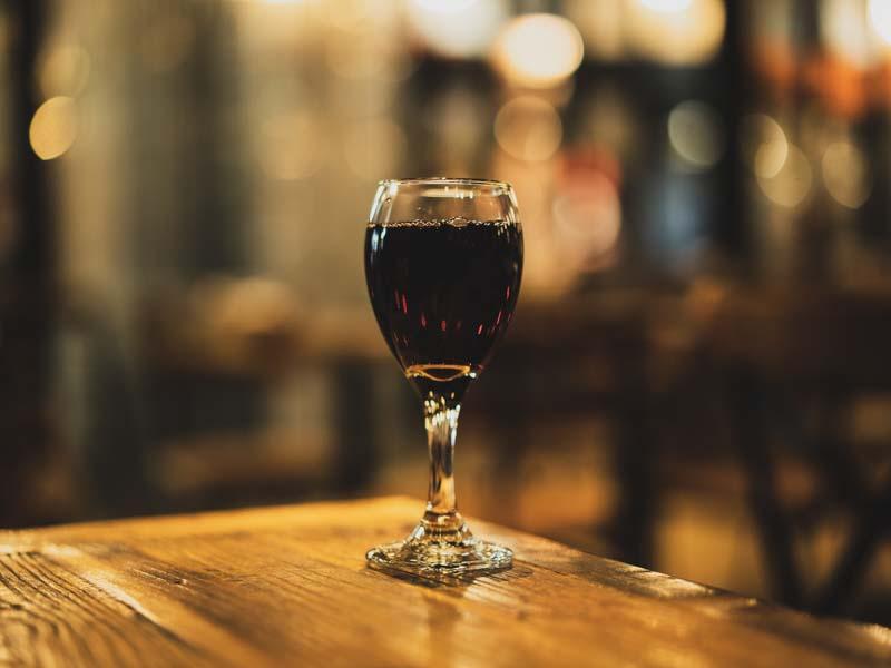 炭火バルMabuchiマブチ浜松店のワイン
