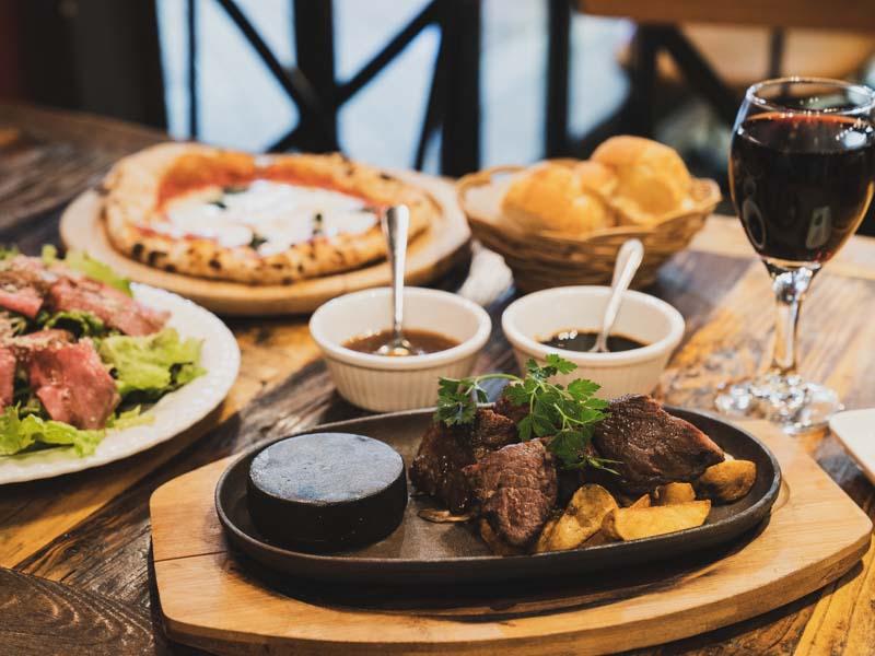 炭火バルMabuchiマブチ浜松店の料理