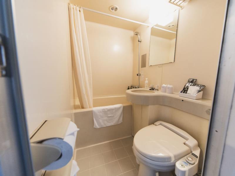 ホテル レオン浜松 お風呂 トイレ