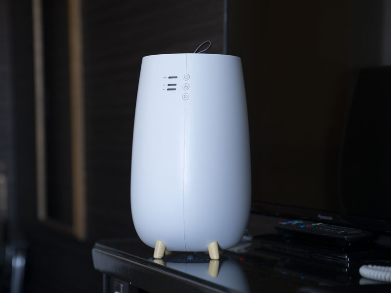 ホテルレオン浜松 加湿器