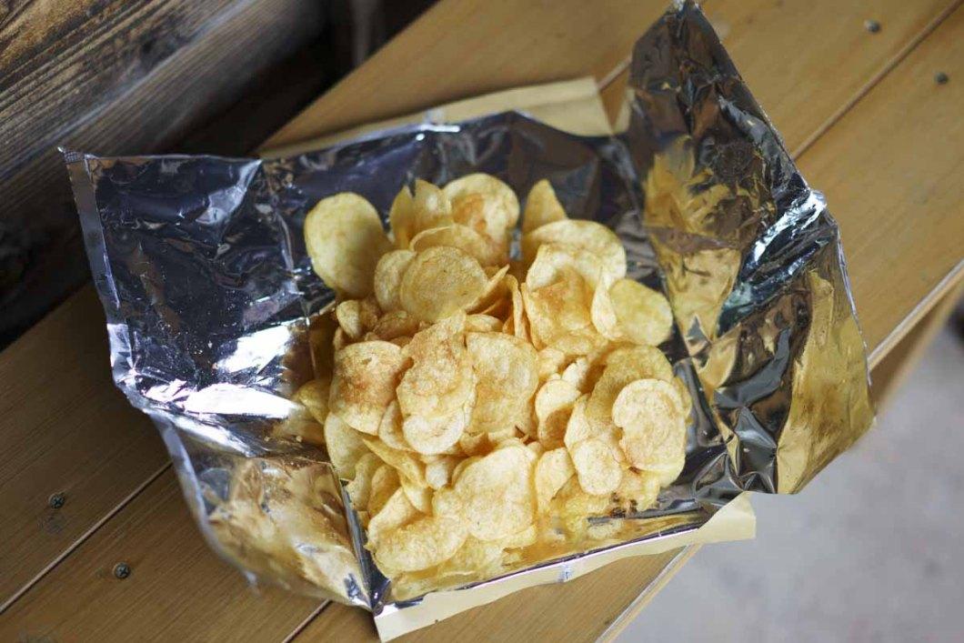 三方原ポテトチップス うす塩味