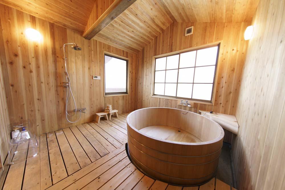 阿多古屋のお風呂