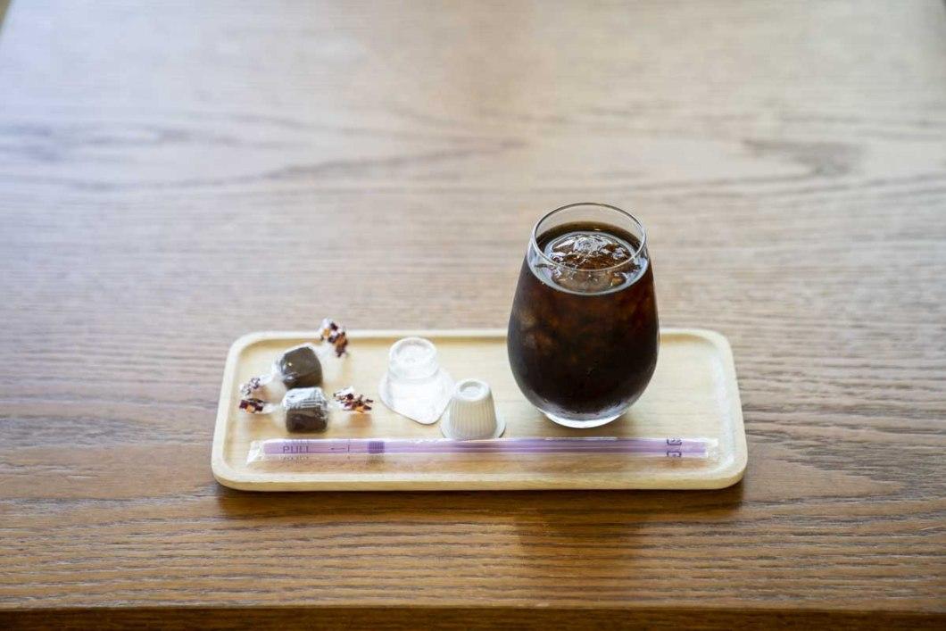 LAVANOのアイスコーヒー
