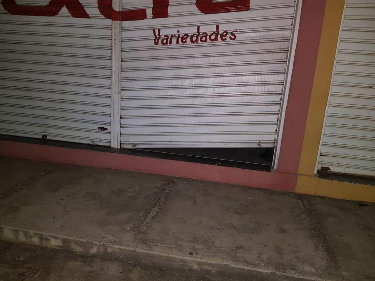 Casa lotérica e duas lojas são alvos de ladrões no fim de semana em Oeiras 3