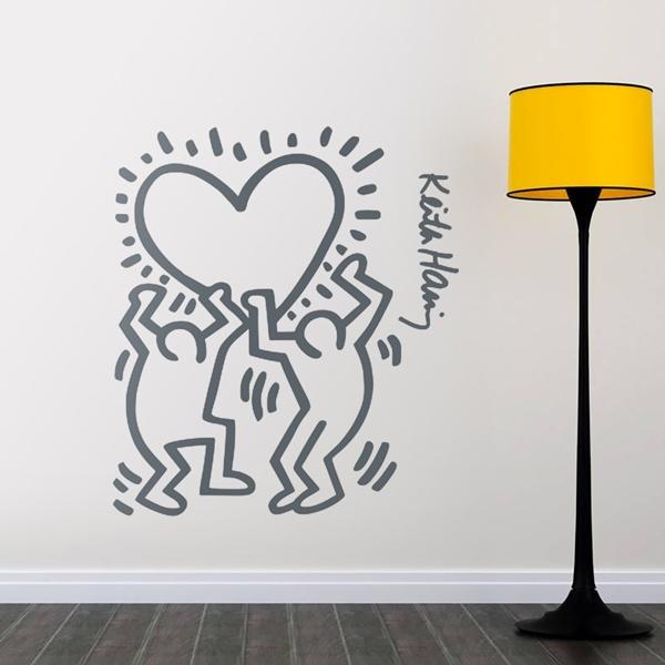 Adesivo murale con stampa 4d gatto. Pop Art Sticker Muraldecal Com