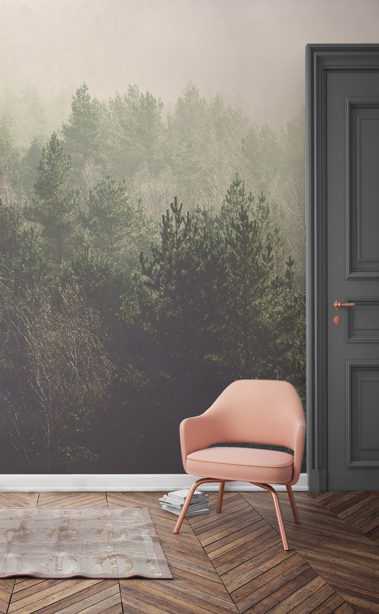 11 Forest Wallpapers That Will Breathe Life Into Your Home