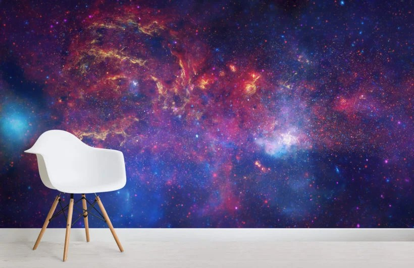 Milky Way Space Wallpaper Mural