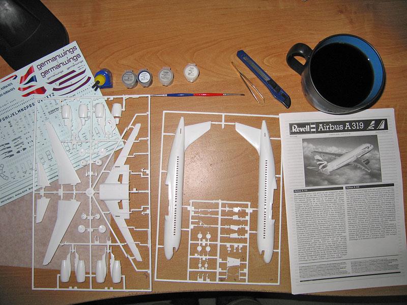 Uçak Modeli