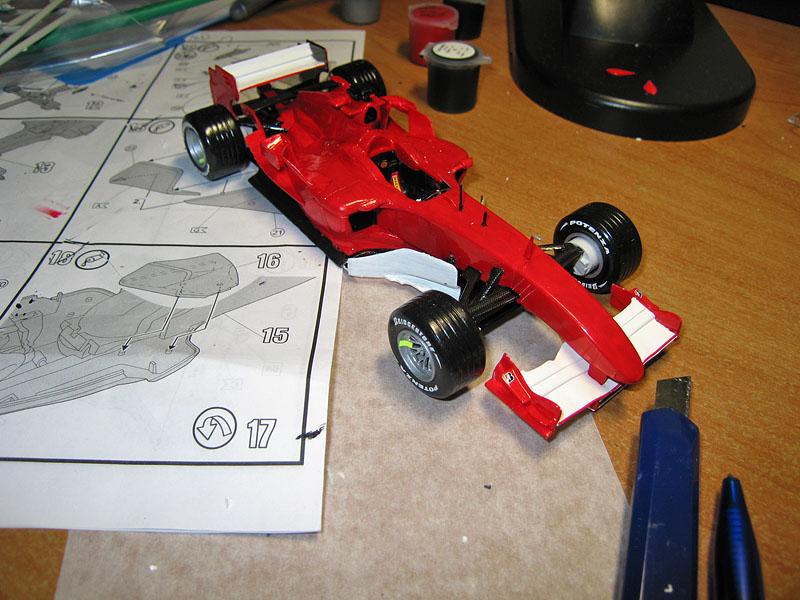 Ferrari F1 F2005