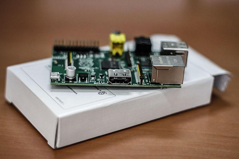 Raspberry Pi HDMI Girişi