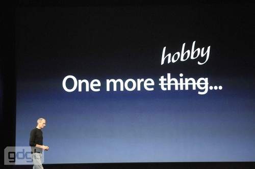 Apple TV not hobby