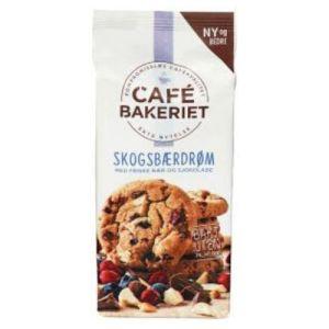 CAFÉ BAKERIET SKOGSBÆRDRØM 200G