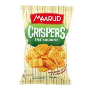 CRISPERS 125G MAARUD