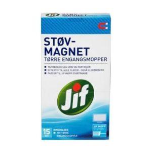 JIF TØRRMOPP 15STK