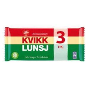 KVIKK LUNSJ 3X47G FREIA
