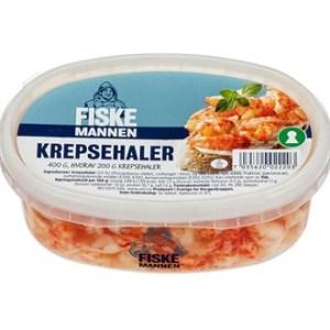 KREPSEHALER I LAKE 200G FISKEMANN