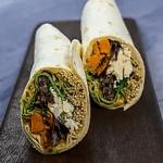 Wraps vegetar