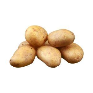 Bakt poteter