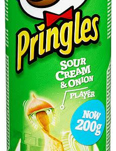 Pringles SOURCREAM&ONION 200G