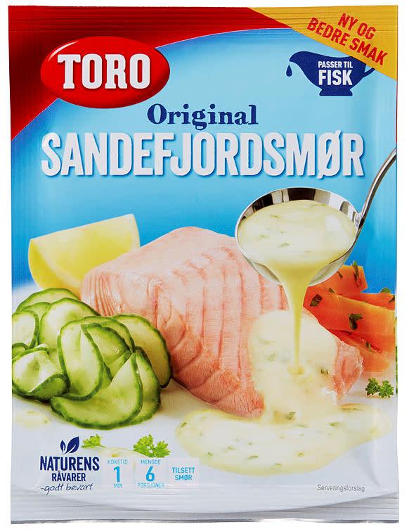 SANDEFJORDSMØR ORIGINAL TORO
