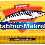 STABBUR-MAKRELL STABBURET 170 g