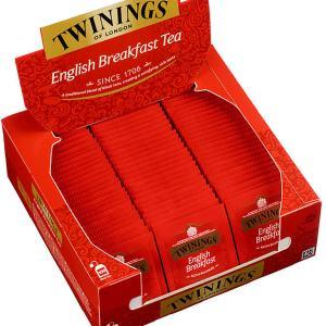 ENGLISH BREAKFAST TEA 100POS TWININGS