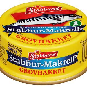 STABBUR-MAKRELL GROVHAKKET 90G