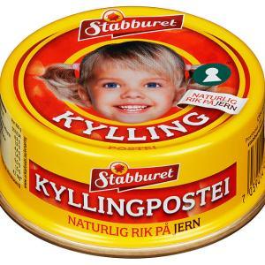 KYLLINGPOSTEI 100G STABBURET
