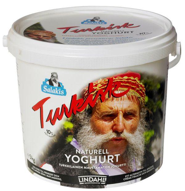 Tyrkisk yoghurt 10% 1kg