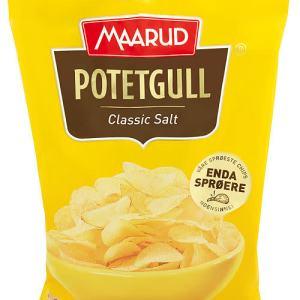 POTETGULL CLASSIC SALT 240G MAARUD